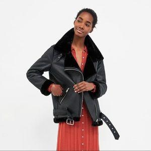 Zara Biker jacket!